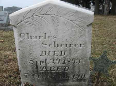 SCHEIRER, CHARLES - Berks County, Pennsylvania | CHARLES SCHEIRER - Pennsylvania Gravestone Photos