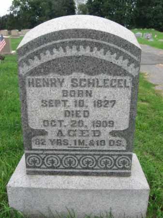 SCHLEGEL, HENRY - Berks County, Pennsylvania | HENRY SCHLEGEL - Pennsylvania Gravestone Photos