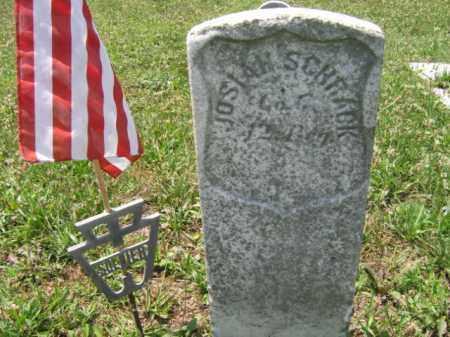 SCHRACK (CW), JOSIAH - Berks County, Pennsylvania | JOSIAH SCHRACK (CW) - Pennsylvania Gravestone Photos