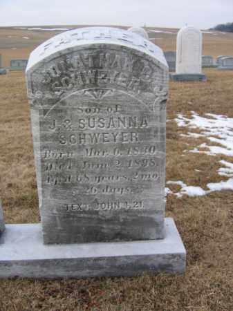 SCHWEYER, JONATHAN C. - Berks County, Pennsylvania | JONATHAN C. SCHWEYER - Pennsylvania Gravestone Photos