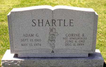 SHARTLE, CORINE R. - Berks County, Pennsylvania | CORINE R. SHARTLE - Pennsylvania Gravestone Photos
