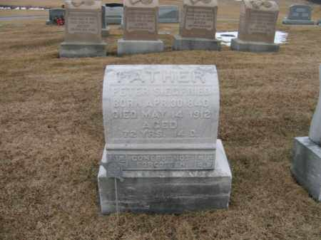 SIEGFRIED (CW), PETER - Berks County, Pennsylvania | PETER SIEGFRIED (CW) - Pennsylvania Gravestone Photos