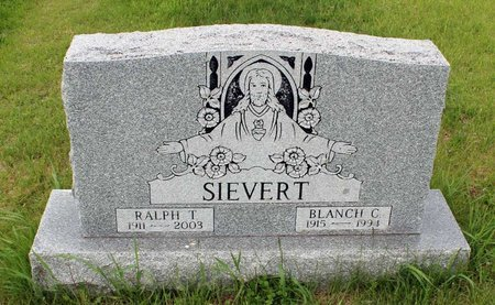 SIEVERT, BLANCH C. - Berks County, Pennsylvania | BLANCH C. SIEVERT - Pennsylvania Gravestone Photos