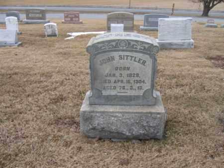SITTLER, JOHN - Berks County, Pennsylvania | JOHN SITTLER - Pennsylvania Gravestone Photos