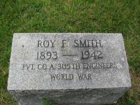 SMITH, ROY F. - Berks County, Pennsylvania | ROY F. SMITH - Pennsylvania Gravestone Photos