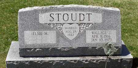 STOUDT, WALLACE J. - Berks County, Pennsylvania | WALLACE J. STOUDT - Pennsylvania Gravestone Photos