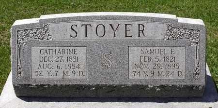 STOYER, SAMUEL F. - Berks County, Pennsylvania | SAMUEL F. STOYER - Pennsylvania Gravestone Photos
