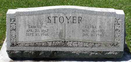 STOYER, SAMUEL H. - Berks County, Pennsylvania | SAMUEL H. STOYER - Pennsylvania Gravestone Photos