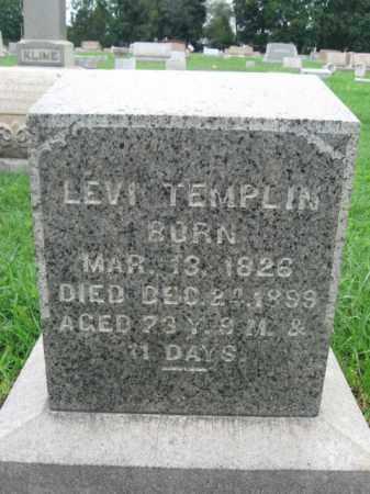 TEMPLIN, LEVI - Berks County, Pennsylvania | LEVI TEMPLIN - Pennsylvania Gravestone Photos