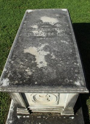 TREXLER (CW), JEREMIAH S. - Berks County, Pennsylvania | JEREMIAH S. TREXLER (CW) - Pennsylvania Gravestone Photos