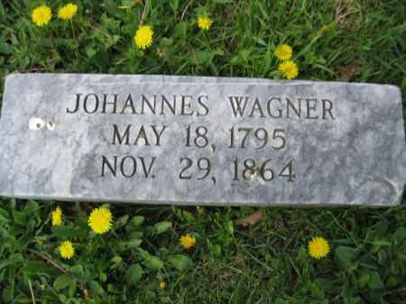 WAGNER, JOHANNES - Berks County, Pennsylvania | JOHANNES WAGNER - Pennsylvania Gravestone Photos