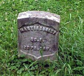 DUNLAP (CW), MARTIN - Blair County, Pennsylvania | MARTIN DUNLAP (CW) - Pennsylvania Gravestone Photos