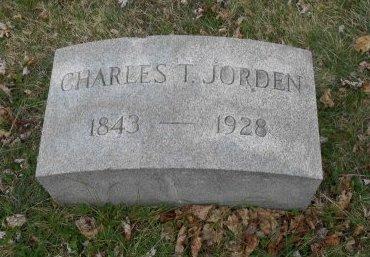 JORDEN (CW), CHARLES T. - Blair County, Pennsylvania | CHARLES T. JORDEN (CW) - Pennsylvania Gravestone Photos