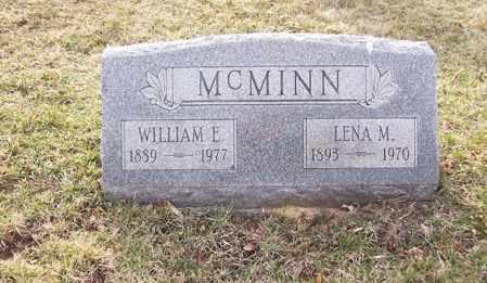 MCMINN, WILLIAM E - Blair County, Pennsylvania | WILLIAM E MCMINN - Pennsylvania Gravestone Photos