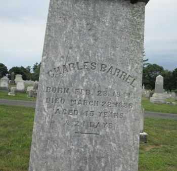 BARREL, CHARLES - Bucks County, Pennsylvania | CHARLES BARREL - Pennsylvania Gravestone Photos