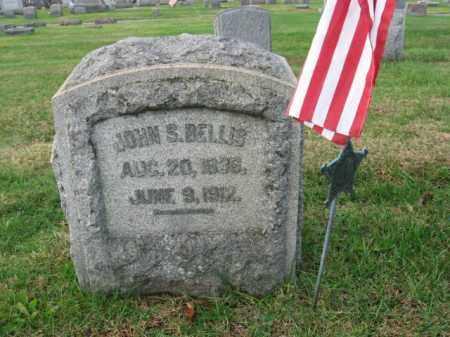 BELLIS, SGT. JOHN S. - Bucks County, Pennsylvania   SGT. JOHN S. BELLIS - Pennsylvania Gravestone Photos