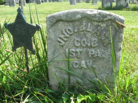 BLACK, JOHN - Bucks County, Pennsylvania | JOHN BLACK - Pennsylvania Gravestone Photos