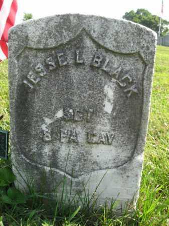 BLACK, SGT.JESSE L. - Bucks County, Pennsylvania | SGT.JESSE L. BLACK - Pennsylvania Gravestone Photos