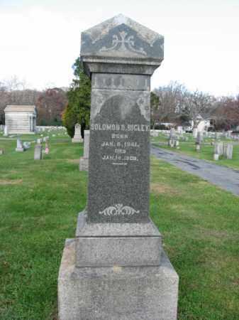 BOGLER, SOLOMON D. - Bucks County, Pennsylvania   SOLOMON D. BOGLER - Pennsylvania Gravestone Photos