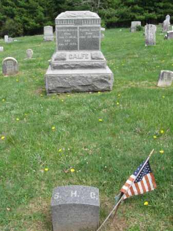 CALFE, SAMUEL H. - Bucks County, Pennsylvania   SAMUEL H. CALFE - Pennsylvania Gravestone Photos