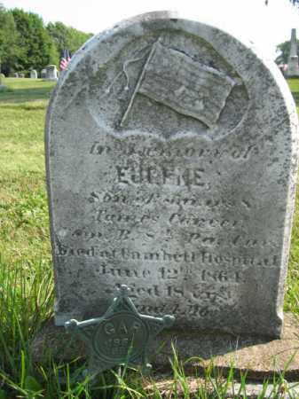 CARVER, EUGUNE J. - Bucks County, Pennsylvania | EUGUNE J. CARVER - Pennsylvania Gravestone Photos