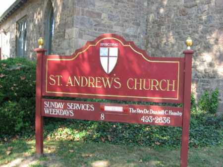 CEMETERY, ST.ANDREWS CHURCH - Bucks County, Pennsylvania | ST.ANDREWS CHURCH CEMETERY - Pennsylvania Gravestone Photos