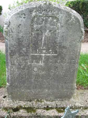 COLE, WILLIAM G. - Bucks County, Pennsylvania | WILLIAM G. COLE - Pennsylvania Gravestone Photos