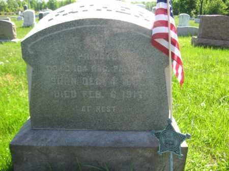 CONWAY (CW), EDWARD F. - Bucks County, Pennsylvania | EDWARD F. CONWAY (CW) - Pennsylvania Gravestone Photos