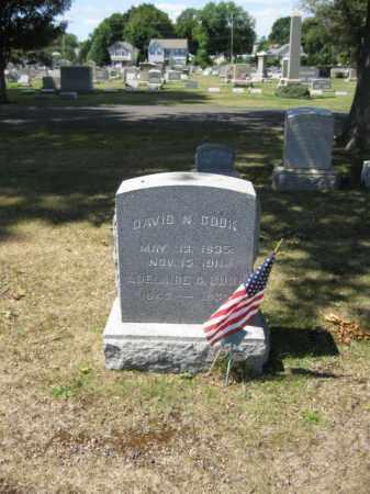COOK, DAVID N. - Bucks County, Pennsylvania   DAVID N. COOK - Pennsylvania Gravestone Photos