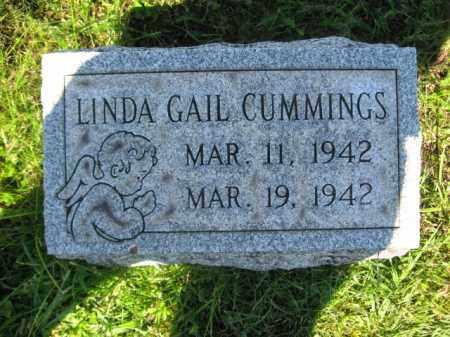 CUMMINGS, LINDA GAIL - Bucks County, Pennsylvania | LINDA GAIL CUMMINGS - Pennsylvania Gravestone Photos