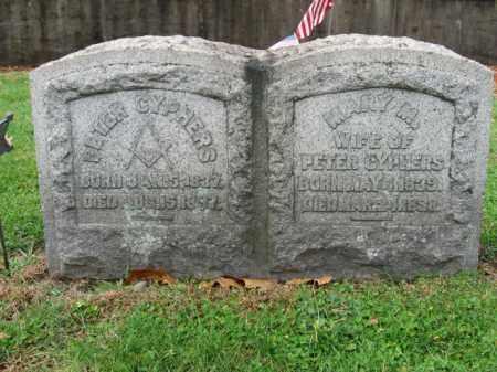 CYPHERS, PETER - Bucks County, Pennsylvania | PETER CYPHERS - Pennsylvania Gravestone Photos