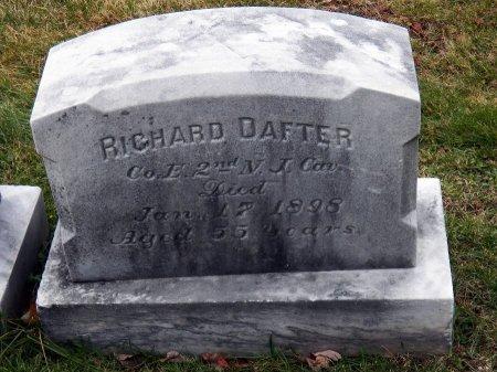 DAFTER (CW), RICHARD - Bucks County, Pennsylvania | RICHARD DAFTER (CW) - Pennsylvania Gravestone Photos