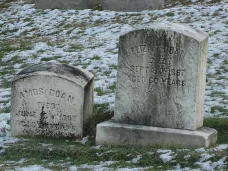 DOAN, AMOS - Bucks County, Pennsylvania | AMOS DOAN - Pennsylvania Gravestone Photos