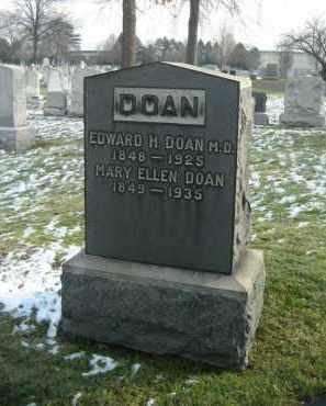 DOAN, MARY ELLEN - Bucks County, Pennsylvania   MARY ELLEN DOAN - Pennsylvania Gravestone Photos