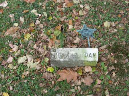 DOAN (CW), GEORGE - Bucks County, Pennsylvania | GEORGE DOAN (CW) - Pennsylvania Gravestone Photos