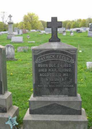 FEELY (CW), PATRICK - Bucks County, Pennsylvania | PATRICK FEELY (CW) - Pennsylvania Gravestone Photos