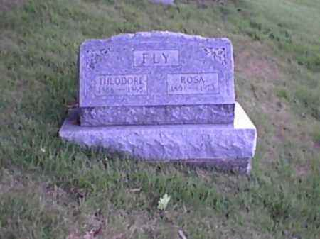 FLY, THEODORE - Bucks County, Pennsylvania | THEODORE FLY - Pennsylvania Gravestone Photos