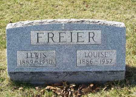 FREIER, LOUISE - Bucks County, Pennsylvania | LOUISE FREIER - Pennsylvania Gravestone Photos