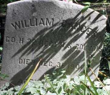 GANGES (CW), WILLIAM - Bucks County, Pennsylvania   WILLIAM GANGES (CW) - Pennsylvania Gravestone Photos
