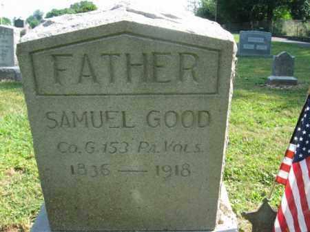 GOOD, SAMUEL - Bucks County, Pennsylvania | SAMUEL GOOD - Pennsylvania Gravestone Photos