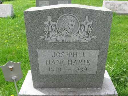 HANCHARIK, JOSEPH J. - Bucks County, Pennsylvania   JOSEPH J. HANCHARIK - Pennsylvania Gravestone Photos