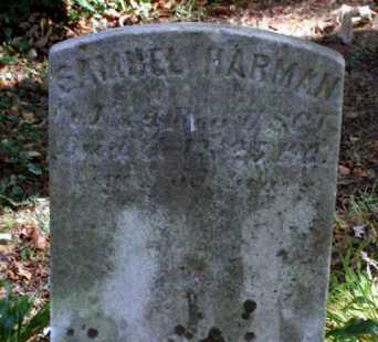 HARMAN (CW), SAMUEL - Bucks County, Pennsylvania | SAMUEL HARMAN (CW) - Pennsylvania Gravestone Photos
