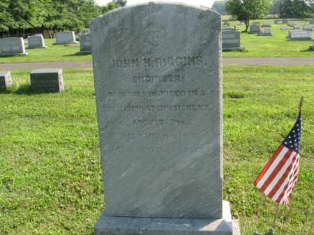 HIGGINS, JOHN H. - Bucks County, Pennsylvania | JOHN H. HIGGINS - Pennsylvania Gravestone Photos
