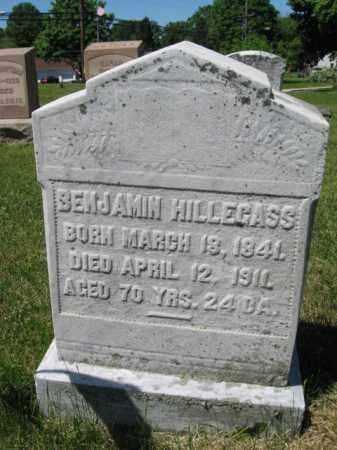 HILLEGASS, BENJAMIN - Bucks County, Pennsylvania | BENJAMIN HILLEGASS - Pennsylvania Gravestone Photos