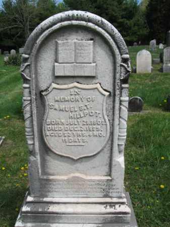 HILLPOT, SAMUEL - Bucks County, Pennsylvania | SAMUEL HILLPOT - Pennsylvania Gravestone Photos