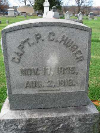 HUBER (CW), PETER C. - Bucks County, Pennsylvania | PETER C. HUBER (CW) - Pennsylvania Gravestone Photos