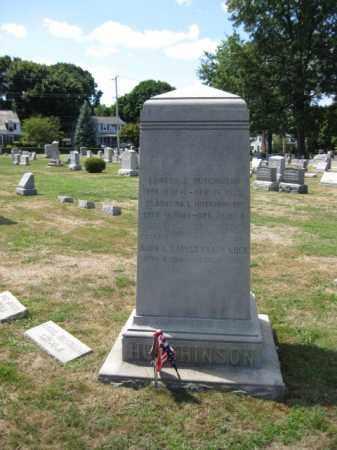 HUTCHINSON, EDWARD S. - Bucks County, Pennsylvania | EDWARD S. HUTCHINSON - Pennsylvania Gravestone Photos