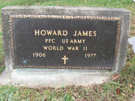 JAMES, HOWARD - Bucks County, Pennsylvania | HOWARD JAMES - Pennsylvania Gravestone Photos