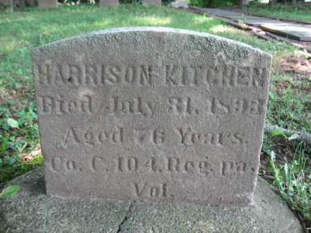 KITCHEN, HARRISON - Bucks County, Pennsylvania | HARRISON KITCHEN - Pennsylvania Gravestone Photos