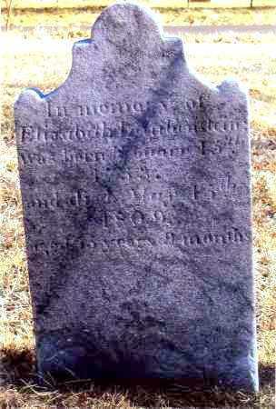 TRAUGER LAUBENSTINE, ELIZABETH BARBARA - Bucks County, Pennsylvania   ELIZABETH BARBARA TRAUGER LAUBENSTINE - Pennsylvania Gravestone Photos